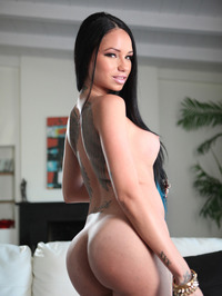 Raven Bay Spreads Her Pussy 12