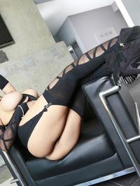 Luna Star In Sexy Black Lingerie 06