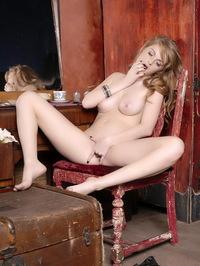 Faye Reagan Smoking In Her Room 05