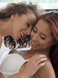 Lesbian Orgasm 02
