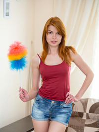 Lovely Redhead Babe Nansy N 00
