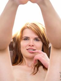 Lovely Redhead Babe Nansy N 19