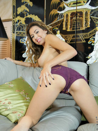 Melissa Moore Spreads And Tease 07