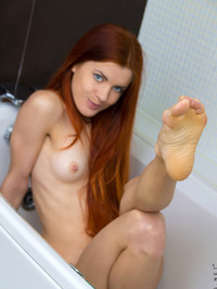 Katya Blue Naked In Shower 14