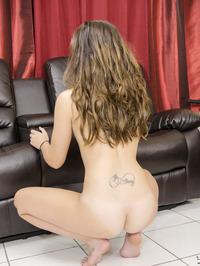 Kharlie Stone Gets Naked 12