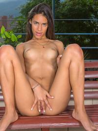 Hot Assed Latina Teen Pandora Mendoza 14