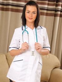 Nurse Erica Gets Naked 00