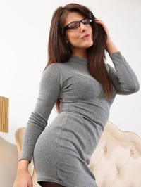 Briony M Secretary Dress 02