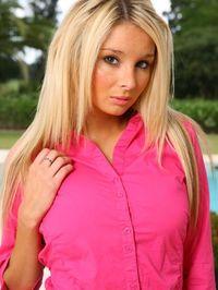 Stevie Pink Tartan Miniskirt 01