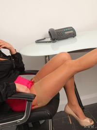 Laura H Feels Naughty After Office 04