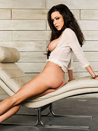 Jessica Jaymes In White Shirt 09
