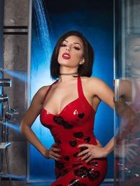 Darcie Dolce In Sexy Latex Dress 03