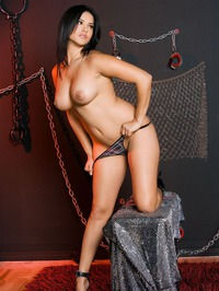 Sunny Leone Strips Off Her Lingerie 13