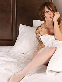 Lily Xo Teases In Bed 13