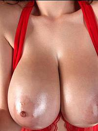 Tessa Fowler Shows Off Her Huge Breasts 10