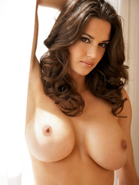 Tiffany Taylor Posing In Sexy Sheer Stockings 06