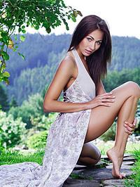 Michaela Isizzu Sundress And Panties 04