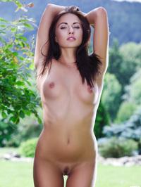 Michaela Isizzu Sundress And Panties 10