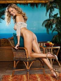 Shanna McLaughlin Posing Naked Outside 14