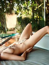 Jaclyn Swedberg Posing Naked 13