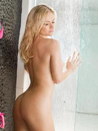 Katie Carroll Washes Her Hot Body 11