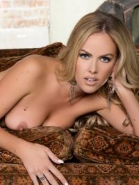 Gorgeous Blonde Playboy Girl Heidi Michel 09