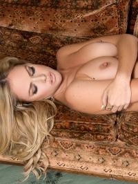 Gorgeous Blonde Playboy Girl Heidi Michel 13