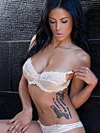 Busty Kylie Johnson 08