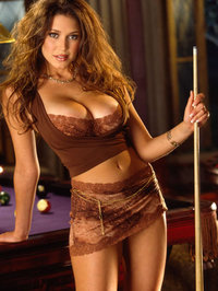 Miriam Gonzalez Horny Brunette 06