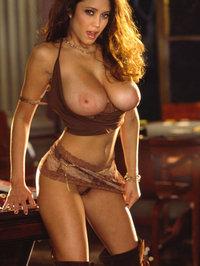 Miriam Gonzalez Horny Brunette 08
