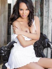 Amina Malakona At Playboy 10