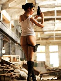 Andreea Mantea Dangerous Girl 01