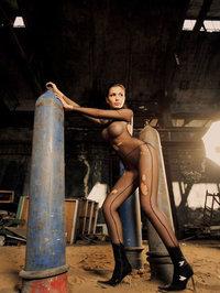 Andreea Mantea Dangerous Girl 02
