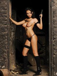 Andreea Mantea Dangerous Girl 03