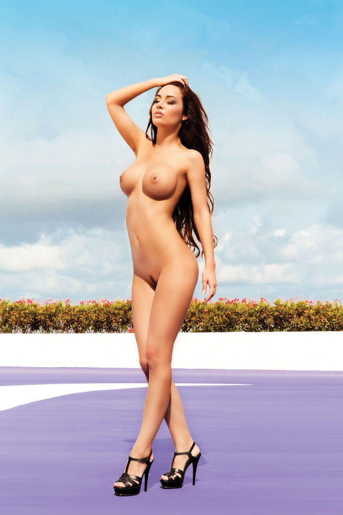 Playboy Mexico With Adrienn