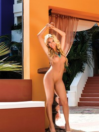 Abby In Playboy Mexico 08
