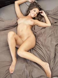 Jessica Workman white lingerie 15