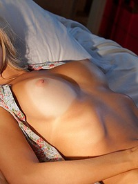 Tiffany Toth Strip Off Lingerie 11