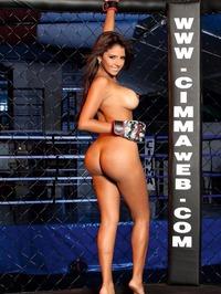 Gabriela Holguin Boxing 11