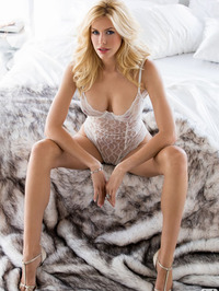 Kennedy Summers In Sexy See-through 00