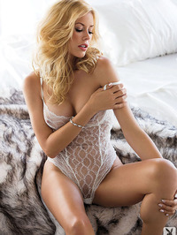 Kennedy Summers In Sexy See-through 01