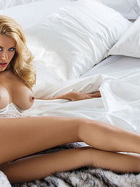 Kennedy Summers In Sexy See-through 09