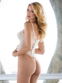 Kennedy Summers In Sexy See-through 11