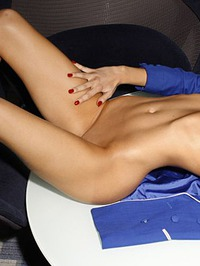 Emily Agnes Shows Off Her Perfect Body 14