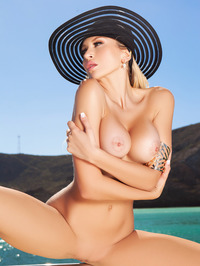 Khloe Terae In Hot On The Yacht 14