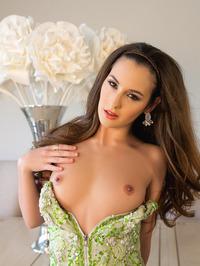 Kylie Cupcake Morgan Hot Brunette Babe 02