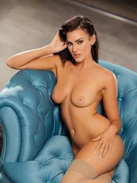 Gorgeous Ashleigh Hannah Posing Naked 03