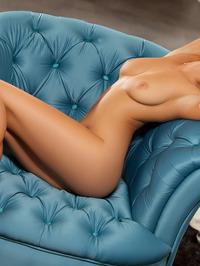 Gorgeous Ashleigh Hannah Posing Naked 10