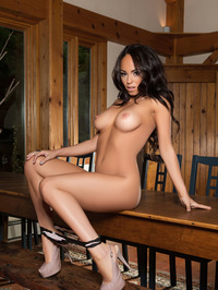 Shay Marie Sexy Lingerie Stripping 10