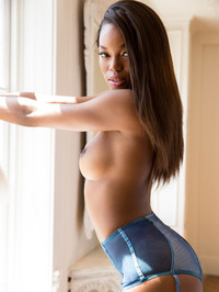 Ebony Babe Eugenqa Washington 08